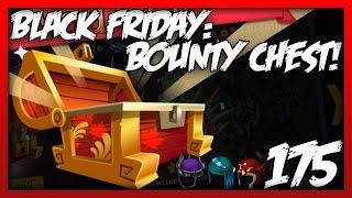 "Knights and Dragons -  ""CHEST OPENING"" 175 Opening Black Friday: Bounty Chests!"