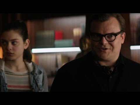 Goosebumps  1  Jack Black, Amy Ryan