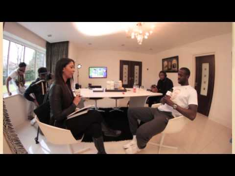 Yaya Toure Interview PART 1