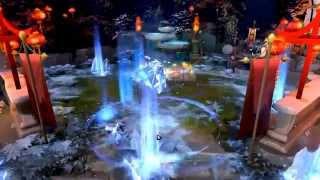 arcana crystal maiden (Аркана на ЦМ)