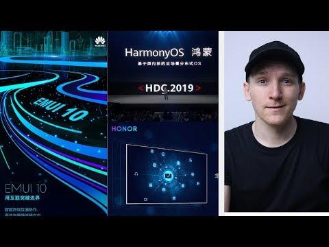 Huawei Launch Harmony OS! Mate 30 Series Gets New EMUI 10