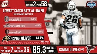 Atlanta Falcons Draft Picks   PFF