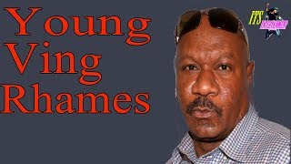 Top 30 Best Pictures of Young Ving Rhames