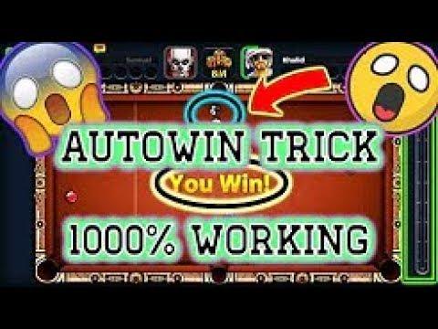 8 Ball Pool Hack | Long Line Autowin Cash Trick | 2018 Anti Banned Trick