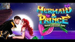 Mermaid & Prince Love Story - Mermaid Story, Mermaid Princess, Love Story Book Game