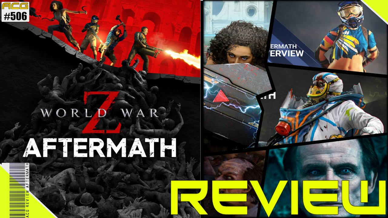 """Download World War Z Aftermath Review """"Buy, Wait for Sale, Never Touch?"""" - In Progress"""