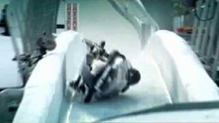 Bobsled & Skeleton Crashes