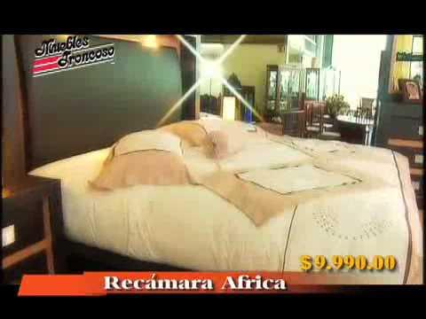 Muebles troncoso recamara africa youtube - Muebles troncoso recamaras ...