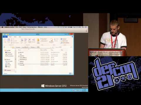 DEF CON 21 Hacking Conference Presentation By Joe Bialek   PowerPwning Post Exploiting By Overpoweri