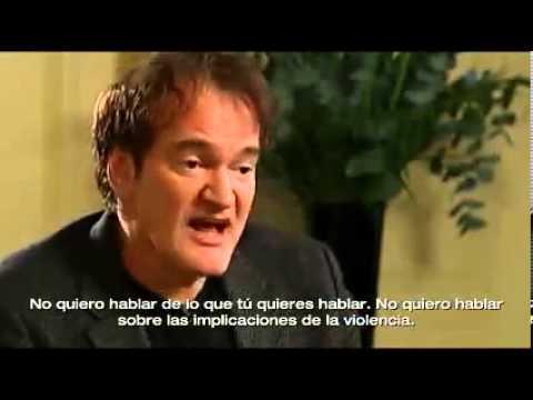 Entrevista: La ira de Quentin Tarantino
