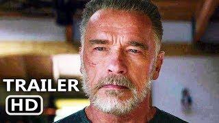 Trailer van Terminator 6 met Arnold Schwarzenegger  en Linda Hamilton onthuld