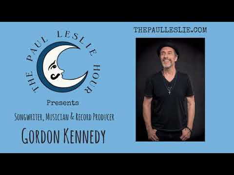 """Change the World"" songwriter Gordon Kennedy Interview on The Paul Leslie Hour"