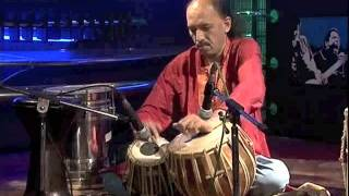 K.V. Balu Indian Percussionist - Artist Spotlight  with K.V. Balu Pt.1