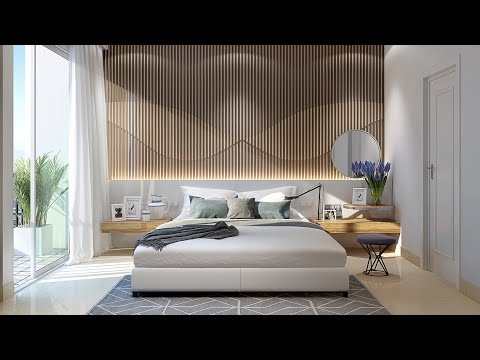 43 Inspiring Modern Bedroom Design Ideas 2020 Stylish Modern Bedroom Interior Decoration Youtube