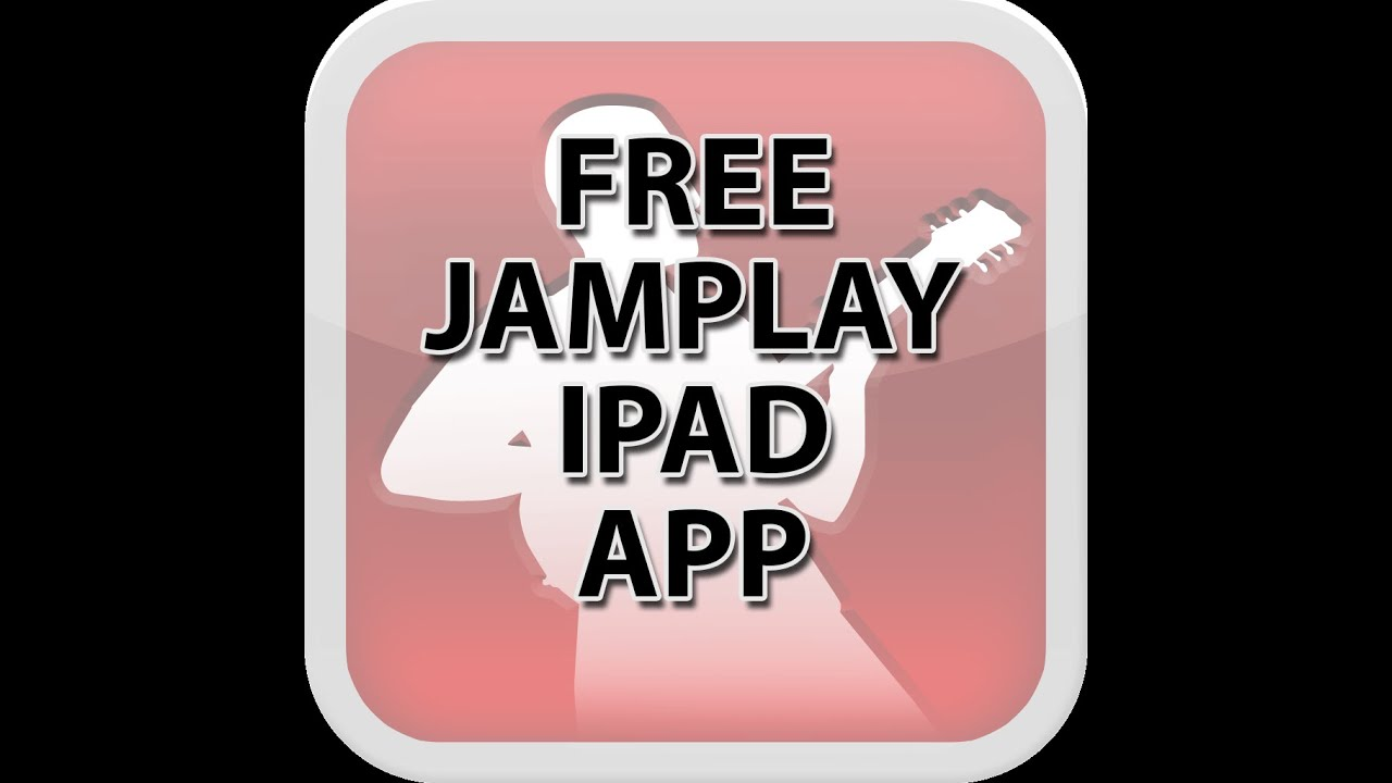 free jamplay guitar lessons ipad app youtube. Black Bedroom Furniture Sets. Home Design Ideas