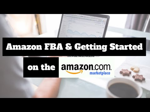 E59 - Amazon FBA & Getting Started on the Amazon Marketplace