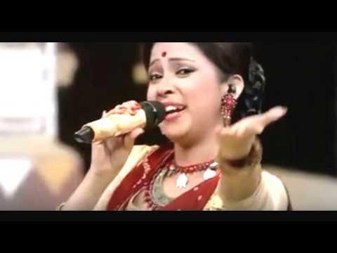 Pousheli Live Bangla Song,      Boly O Nonodi
