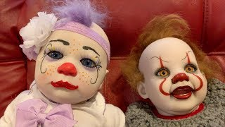 Baby Pennywise gets a girlfriend!
