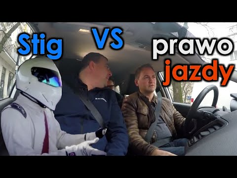 Ben Collins próbuje zdać polski egzamin na prawko | Ben Collins passes polish driver's license exam?