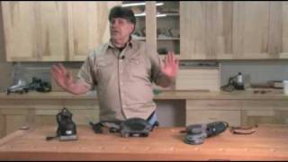 Sander Comparison With Charles Neil Presented By Woodcraft