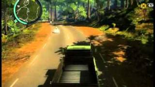 A Just Cause 2 Military Mission Part 1