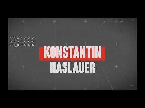 KURZ VOR DEM STURZ ++ von Konstantin Haslauer - Offizieller Buchtrailer