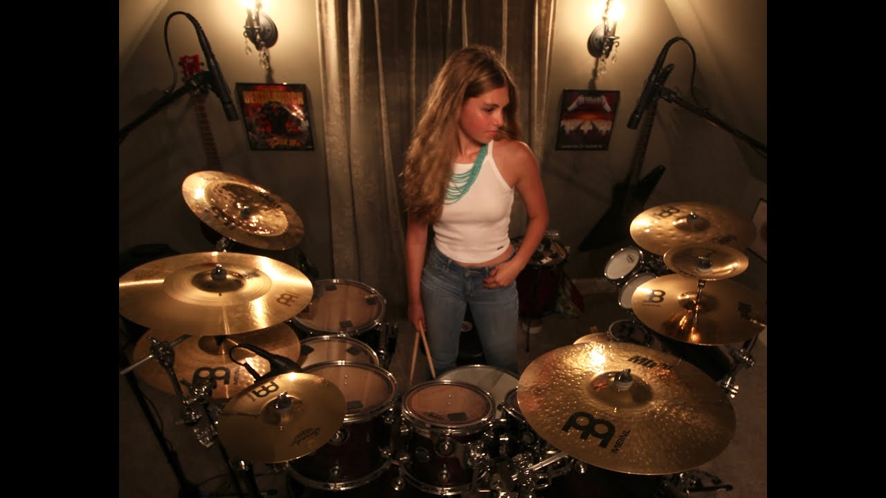Have Sexy female drummer free photos what