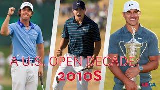 A U.S. Open Decade: 2010s