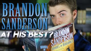 Words of Radiance is Sanderson At His Best | Review