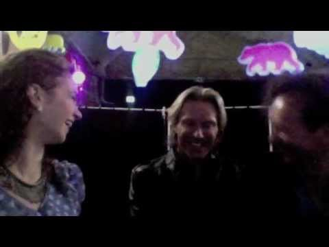 Hilary Hahn interviews: Eric Whitacre, with Hauschka