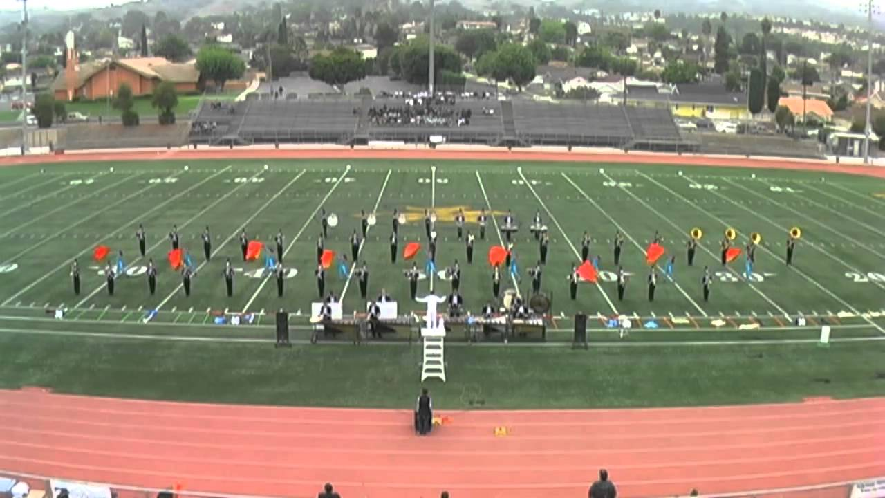 Patriot High School from Riverside 2a Band at the 40th annual ...