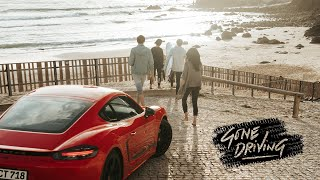 homepage tile video photo for The Porsche 718 T Digital Detox Road Trip in Portugal