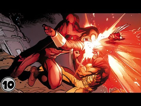 Top 10 Superheroes Who Lost To Cyclops