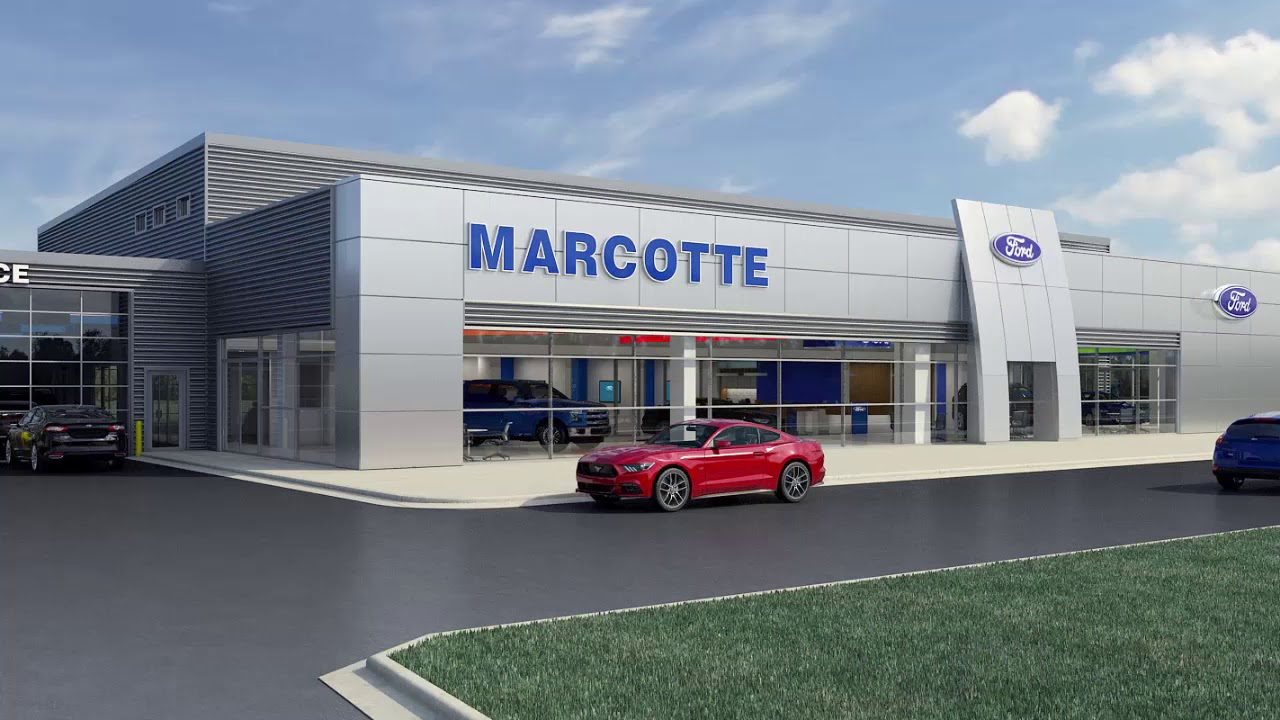 2018 Outlook: Marcotte Ford Expands Their Business On The Lower Road To  Holyoke