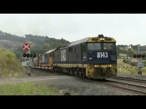 NSW Railways - Jan 2009 - Part 1 of 4