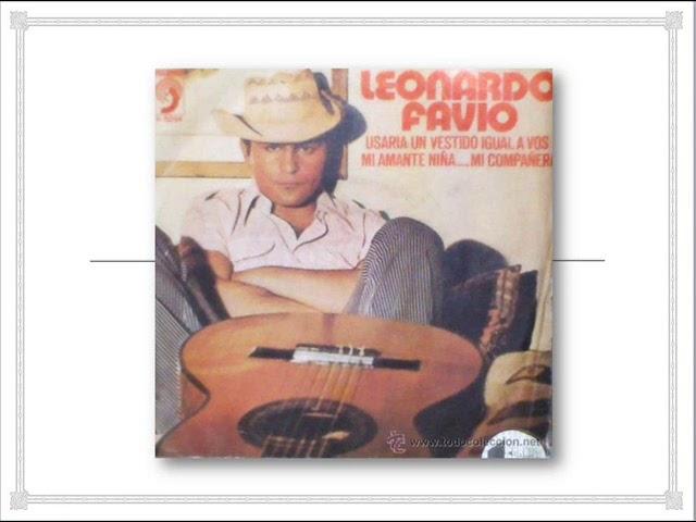 leonardo-favio-usaria-un-vestido-igual-a-vos-1974-leonardo-favio