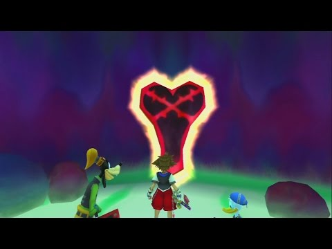 """""""The End of the End of the World."""" Let's Seal Holes in Kingdom Hearts 1.5 HD ReMix Part 50"""