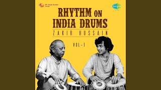 Tabla Recital (Taal Ektaal) Ustad Alla Rakha & Ustad Zakir Hussain