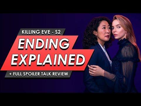 Killing Eve: Season 2: Ending Explained Breakdown   Season 3 Predictions + Full Spoiler Talk Review