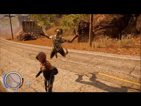 State of Decay - Knife Only Challenge Lv68 1st Attempt