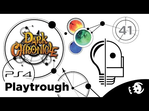 Dark Chronicle (PS4) Playthrough 100% - Ep. 41 - Aggiornamento: Invenzioni robotiche