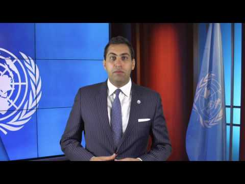 Preventing violent extremism and radicalization of youth, a message from Ahmad Alhendawi
