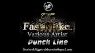 "Punch Line feat. Baby Ova, DJ Gato, Forty - The Fast Maker / Forty ""Coming With A Vengeance"""