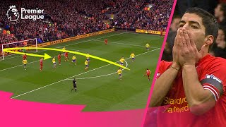 DENIED BY POST & CROSSBAR | Premier League | Ronaldo, Suarez, Aguero
