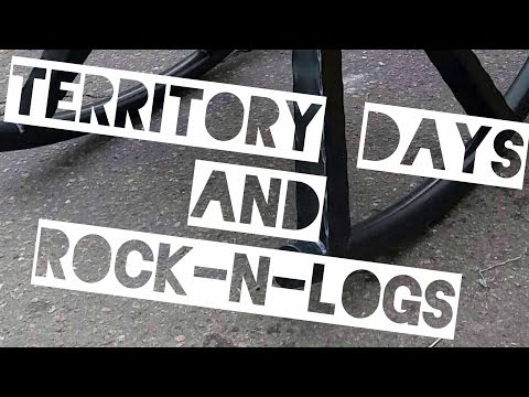 Territory Days and Colorado Rock-n-Logs