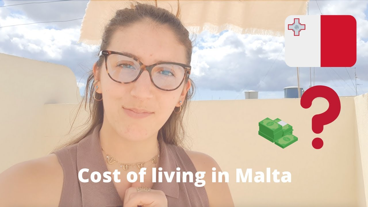 Cost of living in Malta | how much did I spend in 2 months?