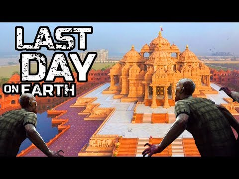BUILDING A PALACE | Last Day On Earth