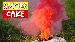 Color Smoke Cake and Smoke Pills Unboxing & Test from Aliexpress