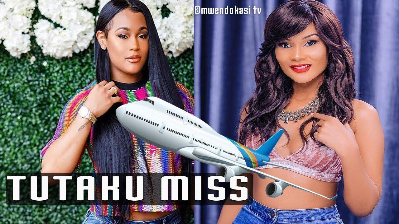 Download Taarifa Zilizo Tufikia Hivi Punde Hamisa Mobetto Kukwea Pipa Marekani Kwa X Girlfriend Wa Rick Ross