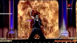 Akshay Kumar Stunning Performance Airtel Superstar Awards 2011-1